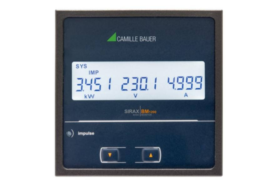 多功能电能测量变送器 SIRAX BM_MM系列——菲尔泰电子